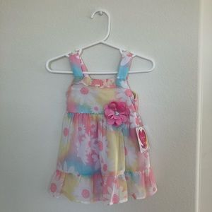 Other - NWT | floral babygirl dress